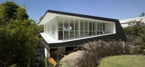 Skirt + Rock House by MCK Architects | sustainable architecture | Scoop.it