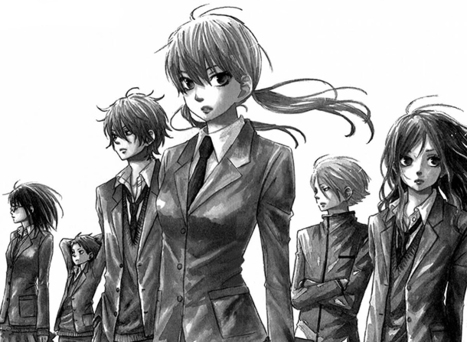 Le manga Tonari no Kaibutsu-kun licencié en France | | Japanese and Korean Entertainment | Scoop.it