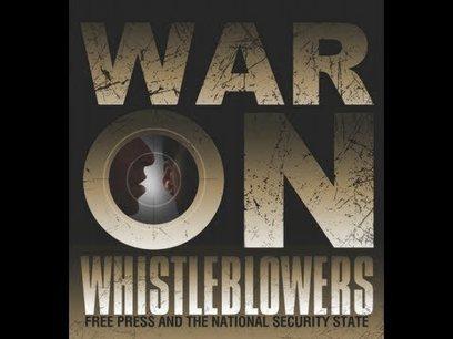 """War on Whistleblowers"": Another Whistleblower Sentenced | Peer2Politics | Scoop.it"