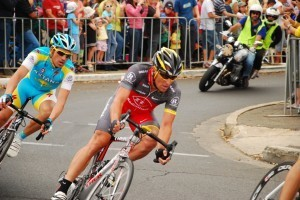 Lance Armstrong and the Prisoners' Dilemma of Doping in Professional Sports   Global Insights   Scoop.it