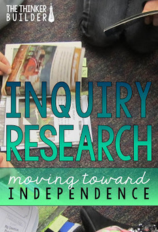 Inquiry Research: Moving Students Toward Independence | Primary School Libraries | Scoop.it