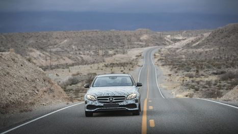 Mercedes will give Tesla's Autopilot its first real competition this year   Nerd Vittles Daily Dump   Scoop.it