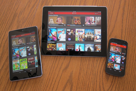 Don't call it mobile: most iPad TV viewing happens at home   All TV   Scoop.it