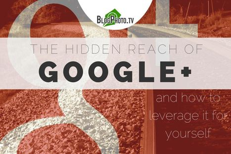 The Hidden Reach Of Google Plus (And How To Leverage It)   Google + Applications   Scoop.it