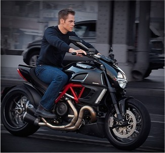 Jack Ryan Movie Contest - Win a Diavel! | Ductalk Ducati News | Scoop.it
