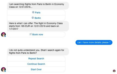 Les chatbots sont encore bien trop nuls pour apporter une vraie valeur ajoutée à l'utilisateur - Capitaine Commerce | European & French IT world seen from PR side | Scoop.it