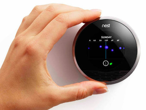 Why Google paid $3.2 billion for thermostat startup Nest | Marketing Research | Scoop.it