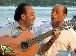 Singing for his supper on the streets of Cannes? Financial crisis forces Berlusconi to delay release of latest love song CD   Countdown to Financial Armageddon   Scoop.it