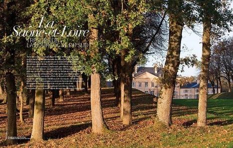 La revue VMF révèle les trésors de la Saône-et-Loire   L'observateur du patrimoine   Scoop.it