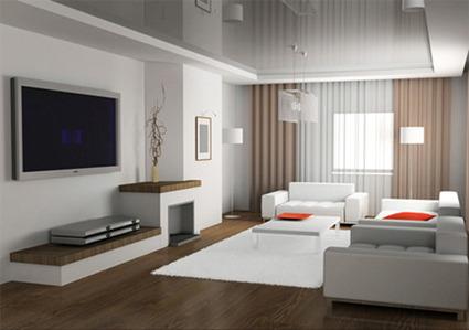 Minimalist Living Room Interior Design | Home Improvement About | Aussiemandas Auspicious | Scoop.it