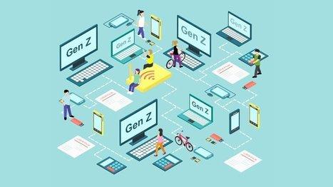 Training Gen Z: 5 Myths Busted - eLearning Industry   Tablets na educação   Scoop.it