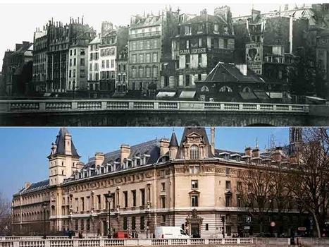 PARIS UNPLUGGED: Paris Avant/Après | Paris Unplugged | Scoop.it