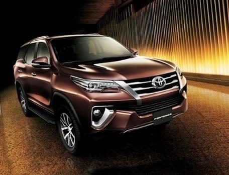 New Toyota Fortuner Gxr 4 0 L In Uae Auto Toy