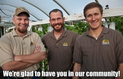 Bright Agrotech - Google+ - What is the Aquaponics Google+ Community All About? A… | Vertical Aquaponics | Scoop.it