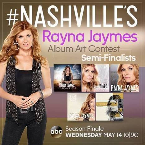 An inside look at 'Nashville's' Tumblr competition to design Rayna Jaymes' album cover | screen seriality | Scoop.it