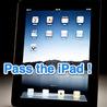 Pass the iPad!