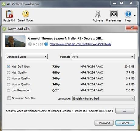 license key for 4k video downloader 4.4.10