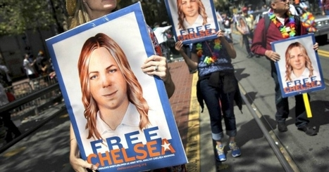 Supporters 'Ecstatic' After Obama Commutes Chelsea Manning's Sentence | Global politics | Scoop.it