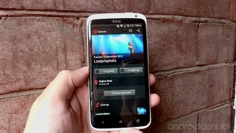 Songkick [Android App Review] | Android Central | Android's World | Scoop.it