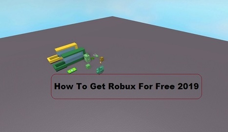 How To Get Free Robux On Roblox 2019 In How To Get Free Robux Easy