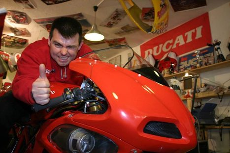 Radical Ducati Closes Shop | Ductalk Ducati News | Scoop.it