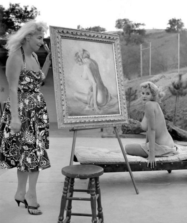 June Wilkinson Poses | Sex History | Scoop.it