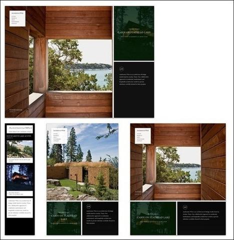 20 Examples of Successful Responsive Web Designs | Diseño Web en Colombia, 3D SEO y Social Media | Scoop.it