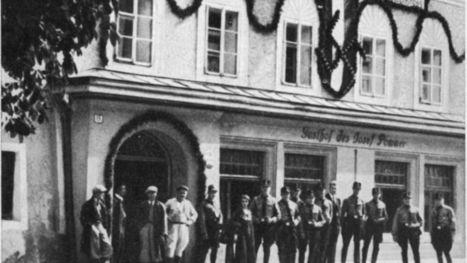 Un musée dans la maison natale de Hitler? | Heritage and Museology  -  Patrimoni i Museologia | Scoop.it
