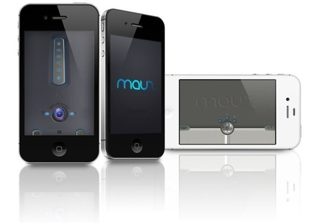 MAUZ Turns Your iPhone into a 3D Motion Controller for your Computer and TV | 3D and Technology | Scoop.it