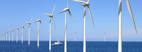Eolien offshore : Ségolène Royal lance une consultation pour la zone de Dunkerque | Eolien-Energies-marines | Scoop.it