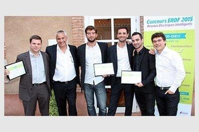 Open Innovation: ErDF récompense trois startups toulousaines | La lettre de Toulouse | Scoop.it