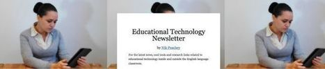 Nik Peachey's Educational Technology and ELT Newsletter 9th Jan 2017 | Learning Technology News | Scoop.it