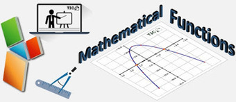 Course Presentation: Mathematical Functions | Mathematics learning | Scoop.it