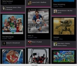 GamesGrabr. Un Pinterest like pour les gamers. | Les outils du Web 2.0 | Scoop.it