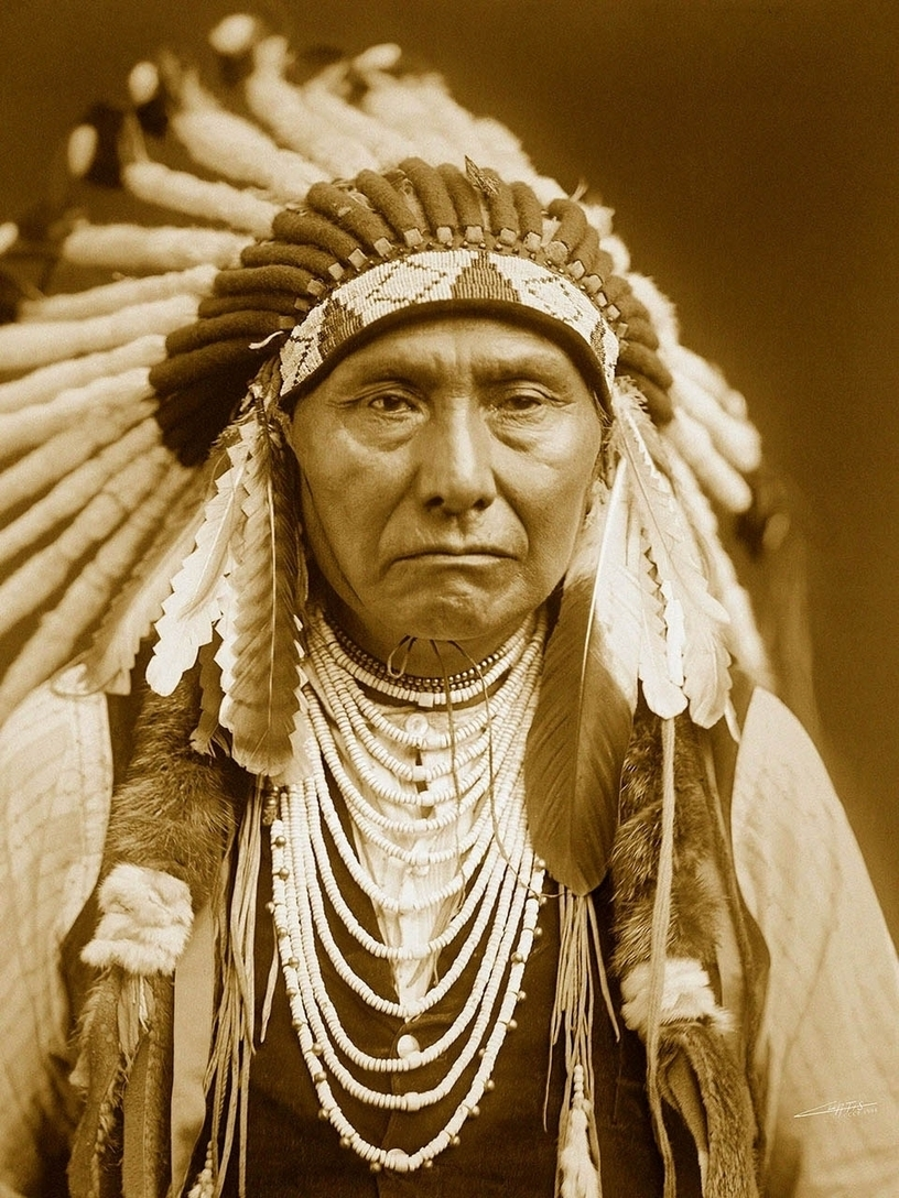 a story about crazy horse a native american chief