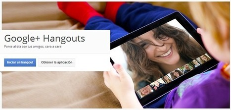 Hangouts para desamurallar el aula | Nuevas tecnologías aplicadas a la educación | Educa con TIC | Las TIC y la Educación | Scoop.it