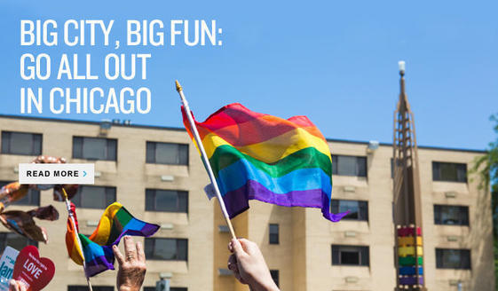 LGBT Travel in Chicago