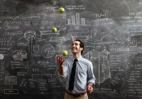 11 Industries For Hot Start-Ups - Carl Schramm Messy Capitalism - Forbes | Mentoring | Scoop.it