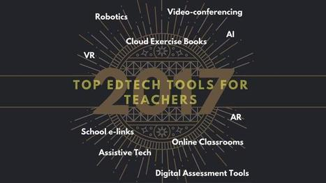 The top edtech tools for teachers to try in 2017 | iDEAS | Scoop.it