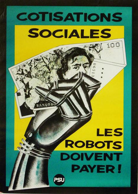 Robotique, travail, revenu de base : comment Benoît Hamon réconcilie modernité et social | Vers une nouvelle société 2.0 | Scoop.it