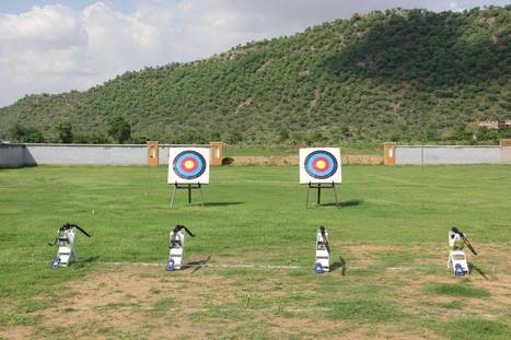 Archery Sessions at Hotel Cambay Sapphire, Neemrana with Flying Fox | Most Adventurous Aerial tour in India with Flying Fox | Scoop.it