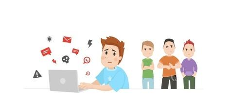 Comment les enfants vivent-ils avec internet? | CLEMI - Veille sur l'Education aux médias et à l'information | Scoop.it