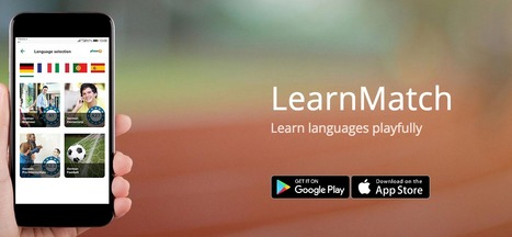 LearnMatch - Learn Languages Playfully | Ticher
