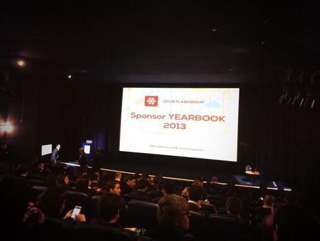 Les chiffres du sponsoring en 2013 | Coté Vestiaire - Blog sur le Sport Business | Scoop.it