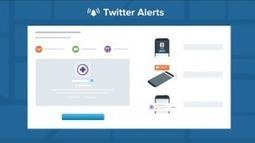 Twitter Alerts le emergenze in tempo reale con un tweet | Social Media War | Scoop.it