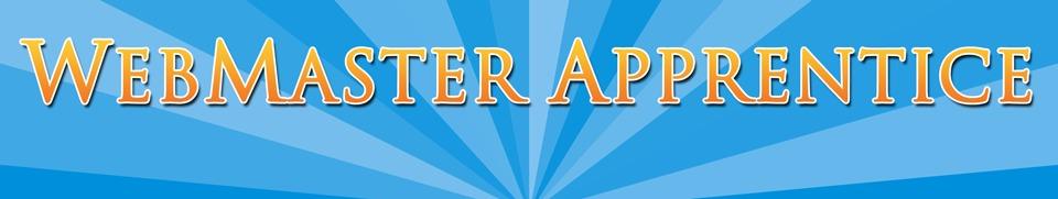 Webmaster Apprentice - Journey