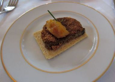 French Food at a Wedding in France « Bizarre things from around ... | Getting Married in South West France | Scoop.it