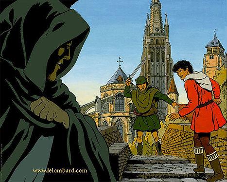 De l'usage de la bande dessinée en histoire médiévale - Ménestrel   History 2[+or less 3].0   Scoop.it