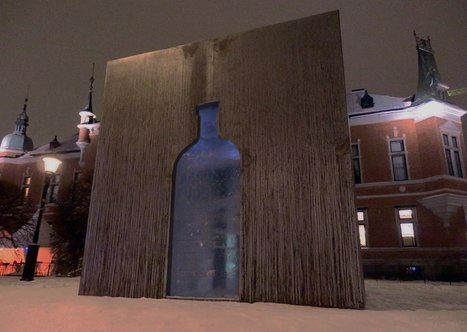 "Tomasz Domanski: ""Square Dome"" | Art Installations, Sculpture, Contemporary Art | Scoop.it"