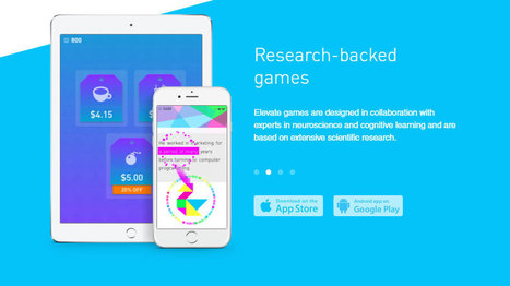 Elevate – The Brain Training App | EdTechReview | Scoop.it